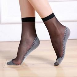 Soft socks - with non-slip...
