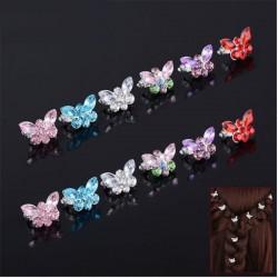 Crystal butterflies -...
