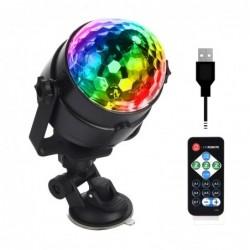 Disco lightball  5v -...