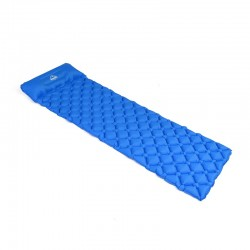 Inflatable sleeping mattress - with bag - for hiking / camping