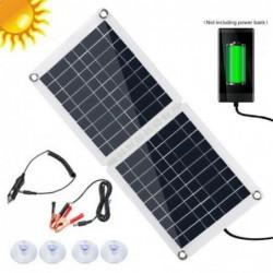 Portable solar panel - battery charger - 0.8W / 1W / 1.2W / 2W / 5W