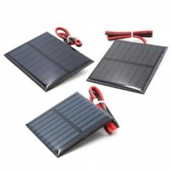 Mini zonnepaneel - acculader - 4V - 60mA / 150mA / 160mA