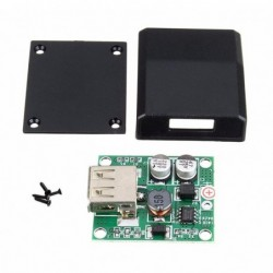Zonnepaneel vouwdoos - koffer - USB - voor oplader - 5V 2A