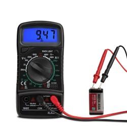 XL830L - digitale multimeter - AC / DC-tester - met LCD-display