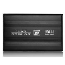 USB 3 - externe behuizing voor 2,5 inch SATA harde schijf