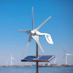 Mini wind turbine - generator - with controller - 12V / 24V