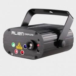 Mini laser projector - RGB...