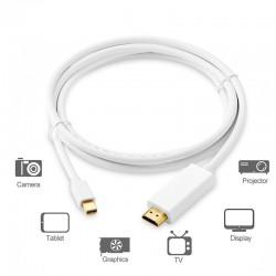 Mini DisplayPort - Thunderbolt HDMI converter to HDMI - cable 3m
