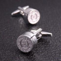 Kogelvormige ronde zilveren...