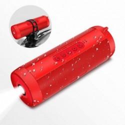 Portable wireless speaker - Bluetooth - IPX5 waterproof - stereo sound