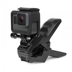 GoPro - Action Camera - flex clamp mount