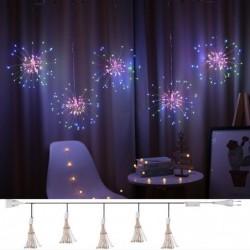 Kerstslinger - decoratieve lichtslingers - vuurwerkverlichting - 3M - 500 LED
