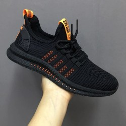 Fashionable mesh sneakers -...