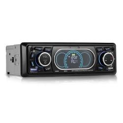 Bluetooth autoradio Din 1 - AUX/TF/USB FM/MP3 - 60Wx4 - handsfree bellen