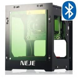 NEJE DK-8-FKZ - lasergraveermachine - 1500mW - Bluetooth - upgradeversie