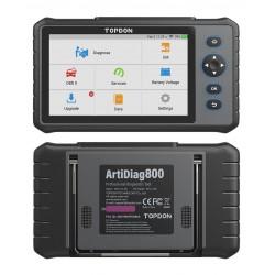 TOPDON ArtiDiag800 - OBD2-scanner - autodiagnosetool - volledige systeemcodelezer