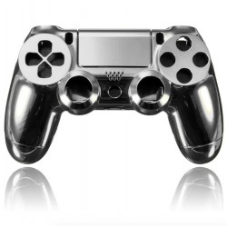 Playstation 4 PS4 Controller Gehäuse Rot - Gold - Silber