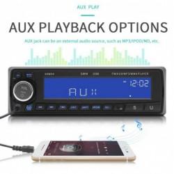 SWM-1088 - autoradio - Bluetooth - 1 DIN - AUX-in - TF - U disk - MP3-speler