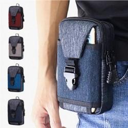 Small bag - with waist belt / zipper - waterproof