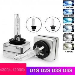 Autokoplamp - Xenon HID lamp - D1R / D1S / D2S / D3S / D4S / D4R / D2R - 12V / 35W - 2 stuks
