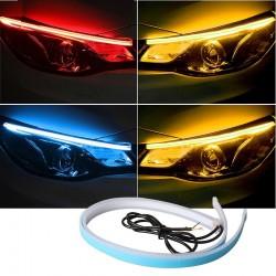 Auto LED DRL strip - richtingaanwijzer / mistlampen - flexibel - 12V