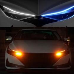 Auto DRL verlichting - flexibele LED strip - waterdicht - 12V