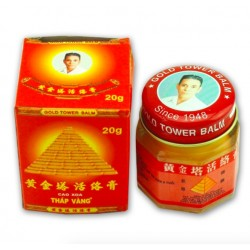 Original Gold Tower Balm White Tiger - pain relief ointment