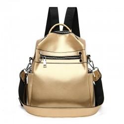 Elegant multifunction backpack - shoulder bag