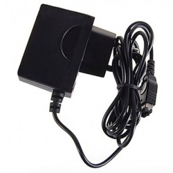 High Quality 100-250V AC Power Charger Adapter For Nintendo & NDS & GBA SP EU Plug Black