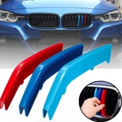 BMW 3 Serie F30 M-style ABS grill Nieren Covers