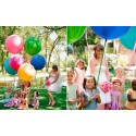 Round Colorful Big Giant Balloon 45cm