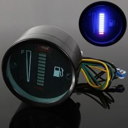 10 LED 12V - motorcycle / car gauge fuel level sensor - aluminum alloy