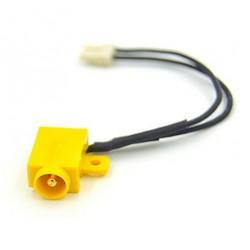 AC Connector Power Battery Socket Jack Adapter Plug Charger Port For PSP2000/PSP3000/PSP 2000 3000