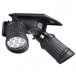 Senseur mouvement lampe solaire impermèabile 14LEDs LED PIR