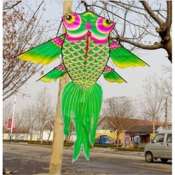 Outdoor Sport Goldfish Kite Toy