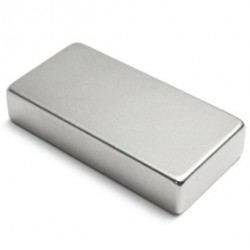 N35 Neodymium Magnet Strong  Block 50 * 25 * 10mm