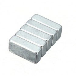 N35 Neodymium Magnet Strong Block 10 * 5 * 3mm 5pcs