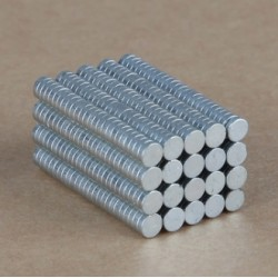 N35 Neodymium Magnet Strong Disc 3 * 1mm 300pcs