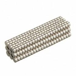 N35 Neodymium Magneet Cilinder Schijf 2 * 1mm 200 Stuks |