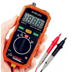 HYELEC MS8232 Mini Digital Multimeter DC AC Voltage Current Tester |