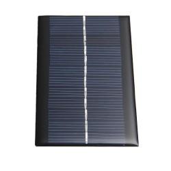 Mini zonnepaneel 1W 6v