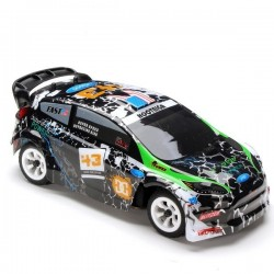 Wltoys K989 1/28 2.4G 4WD Brushed RC Rally Auto RTR