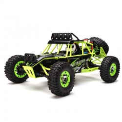 WLtoys 12428 2.4G 1/12 4WD Crawler RC Car With LED Light