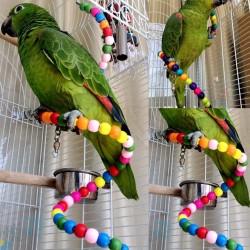 Swing Wooden Bird Ladder Toy 100cm