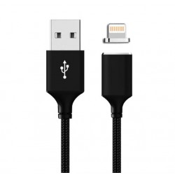 Chargeur magnètique USB pour iPhone iPad iPod
