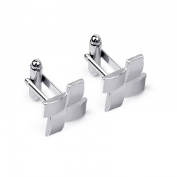 Fashion Square Men's Cufflinks