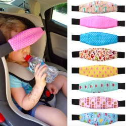 Pram car chair baby head sleep position adjustable belt