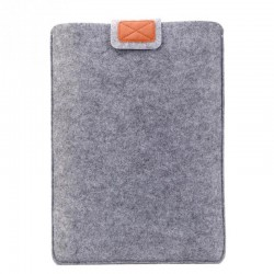 Laptop Macbook Wool Felt Sleeve Pouch Bag