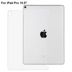 iPad Pro 10.5 inch Ultra-thin Clear TPU Back Soft Protective Cover Case