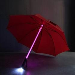 Blinkende LED Regenschirm  
